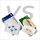 Viagra vs Cialis